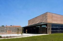 Salle Polyvalente et Médiathèque St Féliu d'Amont – 2013